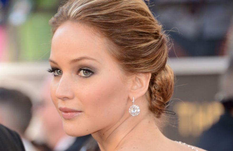 Jennifer Lawrence: 'I am trying to clean up my act'