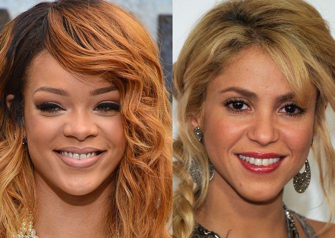 Shakira et Rihanna signent leur premier duo