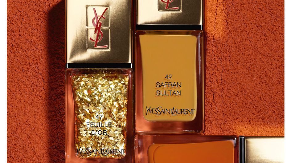 "Yves Saint Laurent : Une collection ""Spicy"" et colorée de vernis à ongles (Photos)"