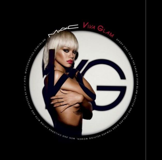 Rihanna pour M.A.C