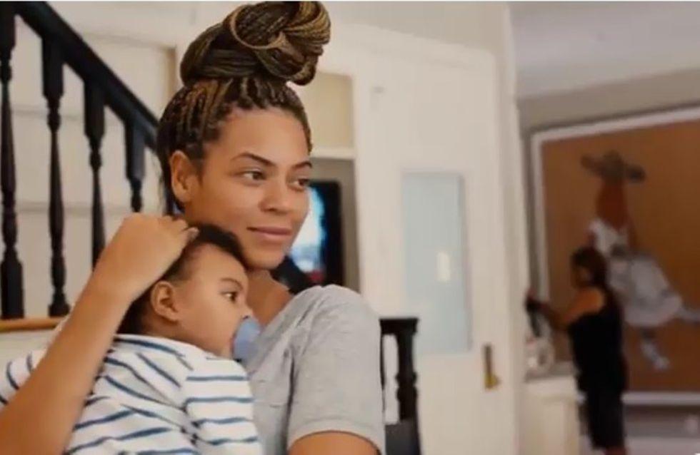 Blue Ivy : Déjà deux ans de bonheur pour Beyoncé et Jay Z (Photos)