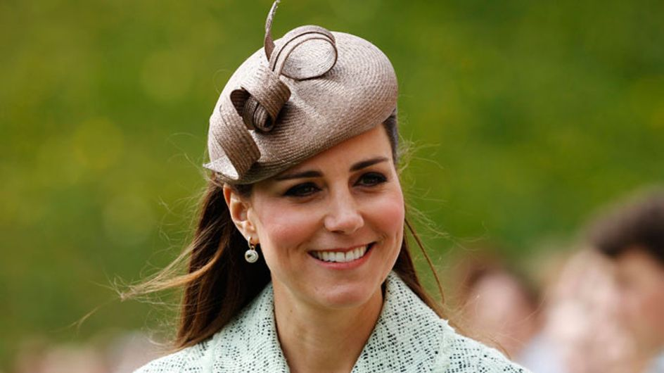 Is Kate Middleton pregnant with her second baby?