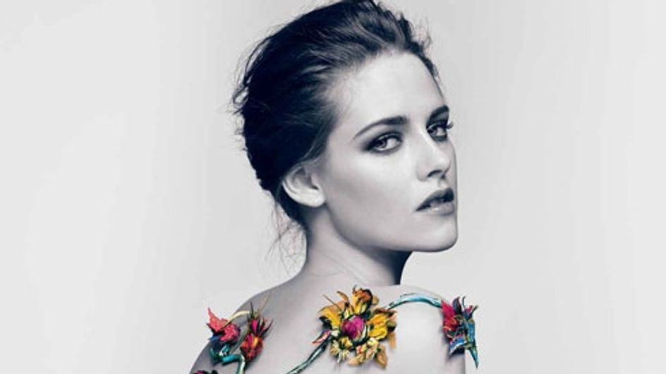 Kristen Stewart : Clap de fin glamour pour Balenciaga (Photos et Vidéo)