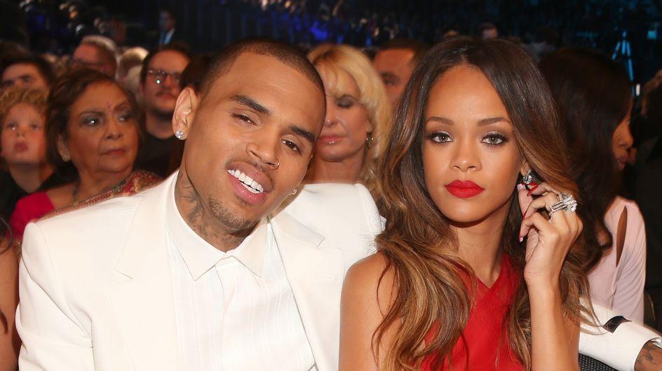 Rihanna : La lettre d'excuses de Chris Brown, elle la brûle !