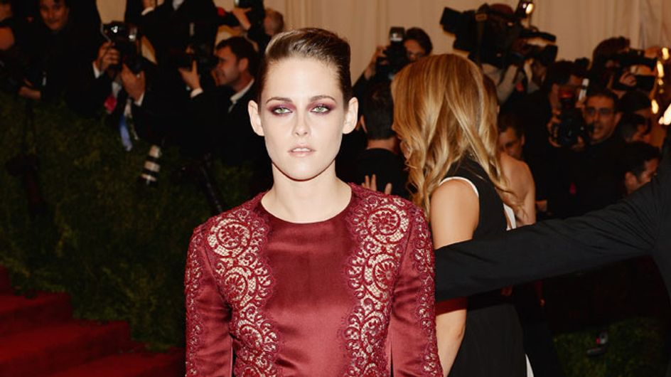 Kristen Stewart goes nude in the name of perfume for new Balenciaga campaign