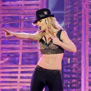 Britney Spears - sind diese Bauchmuskeln echt?