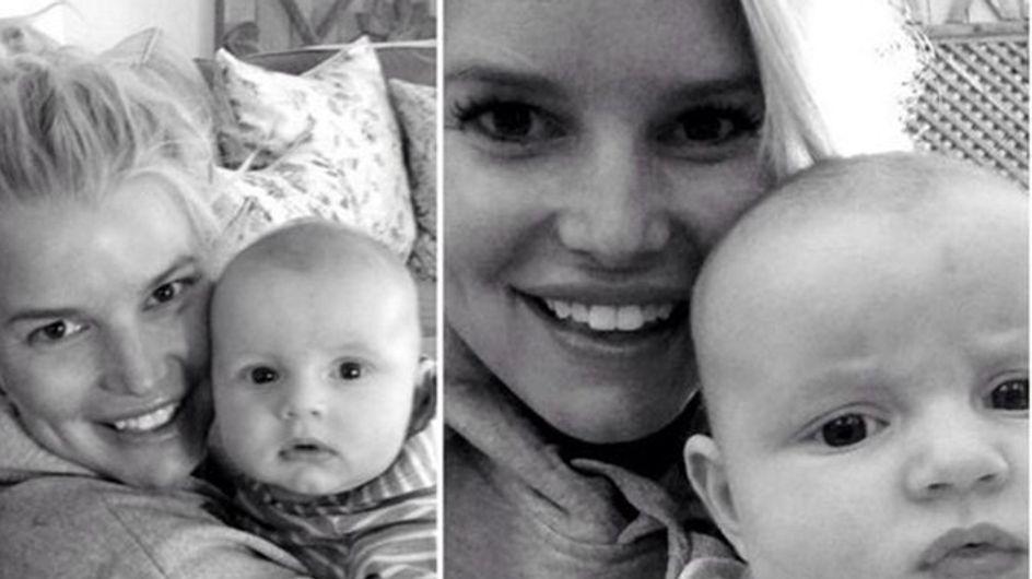 Jessica Simpson dévoile les adorables photos de son fils