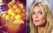 Extrem-Diät bei Heidi Klum: 10 Tage ohne Essen!