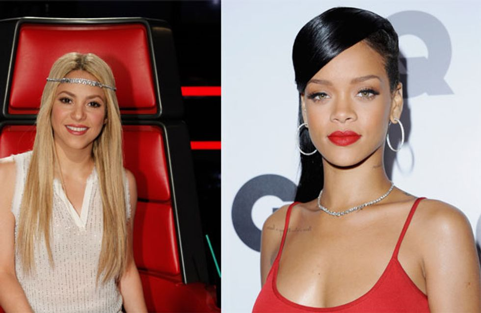 """Rihanna reveals """"Can't Remember to Forget You"""" duet with Shakira"""