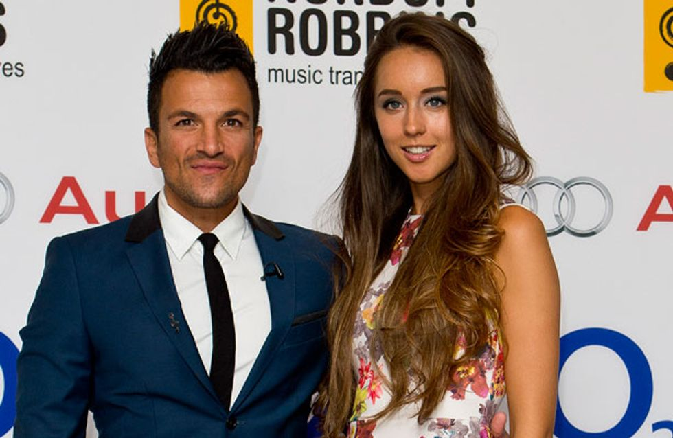 Peter Andre and Emily MacDonagh have had a baby girl!