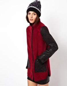 Manteau bi-colore Asos à 32,88€