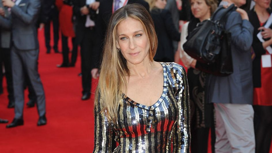 First look at Sarah Jessica Parker's shoe collection