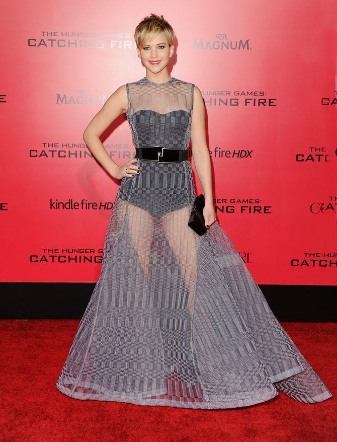 Jennifer Lawrence, nommée dans la catégorie Meilleure actrice dans un second rôle