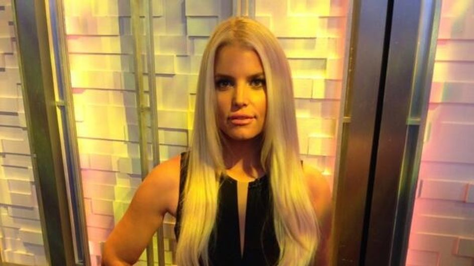 Jessica Simpson : Son régime a payé (photo)