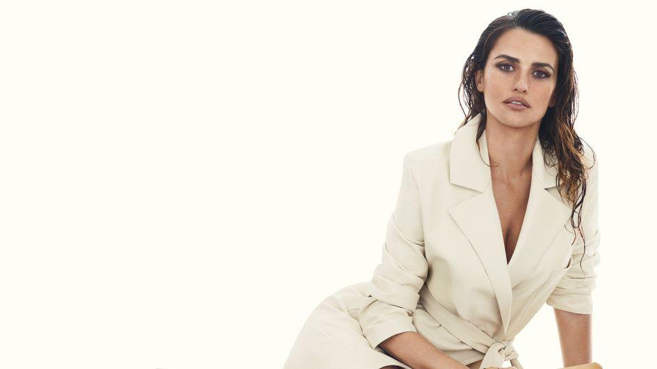 Penélope Cruz, desnuda en la nueva campaña de Loewe