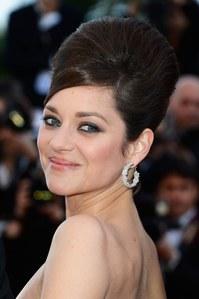 Marion Cotillard au Festival de Cannes