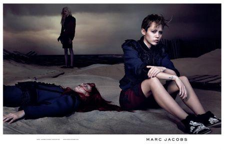 Miley Cyrus : Nouvelle égérie Marc Jacobs
