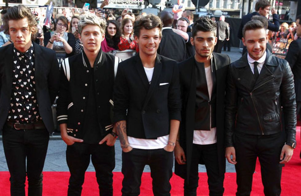 Is One Direction at war with each other?