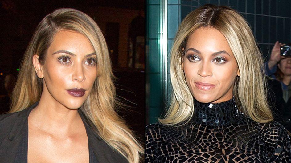 Kim Kardashian : Beyoncé sera-t-elle sa demoiselle d'honneur ?