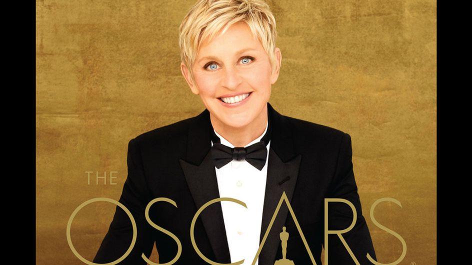 Oscars 2014 : Ellen DeGeneres se lâche (photos et vidéo)