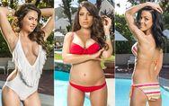 Der Bachelor 2014: Die Kandidatinnen im Bikini!