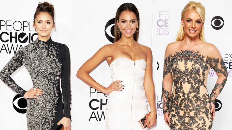 People's Choice Awards 2014 : Le meilleur et le pire du tapis rouge (Photos)