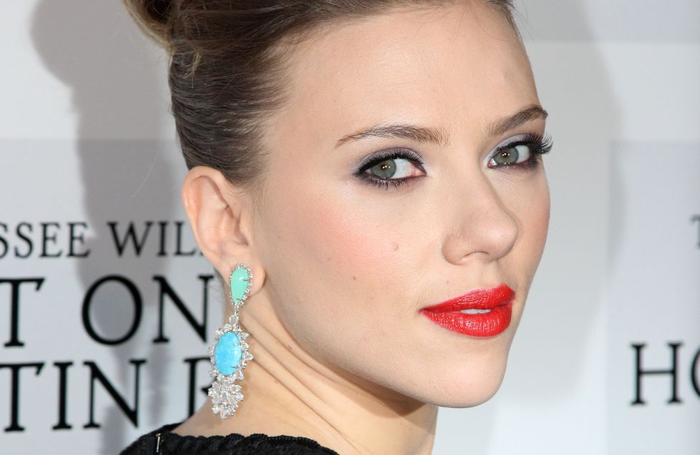 Scarlett Johansson ne supporte plus les Parisiens