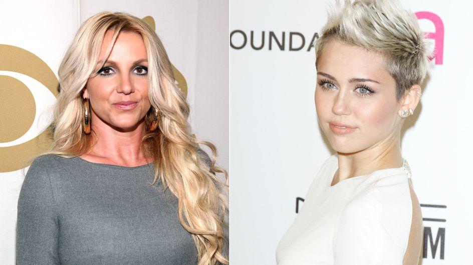 Britney Spears et Miley Cyrus : Leurs clips censurés avant 22 heures !
