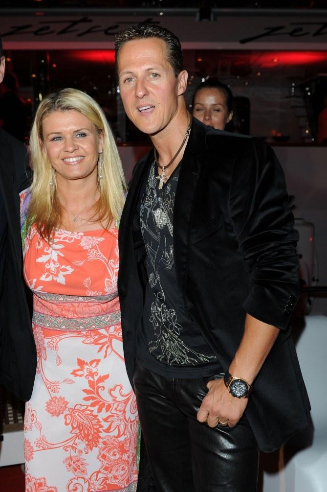 Michael & Corinna Schumacher