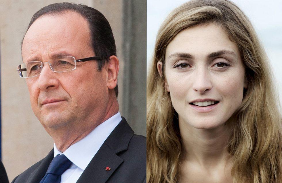 Julie Gayet et François Hollande : Closer viole leur vie privée