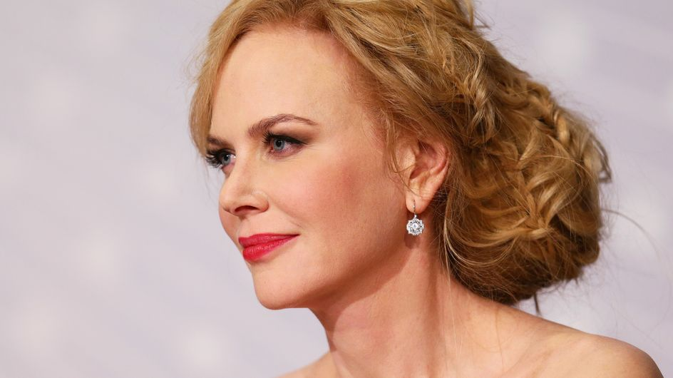 Nicole Kidman : Topless pour Jimmy Choo (photos)