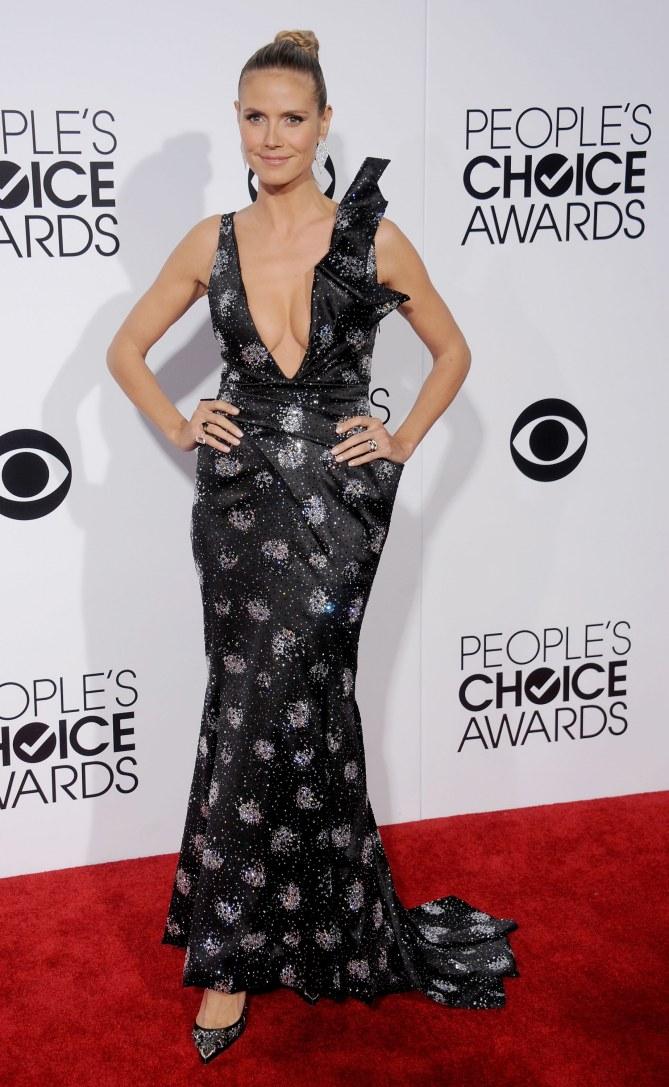 Heidi Klum est notre pire look de la semaine
