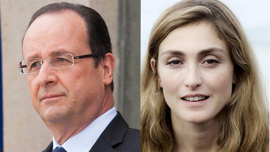 François Hollande et Julie Gayet : Twitter se régale !