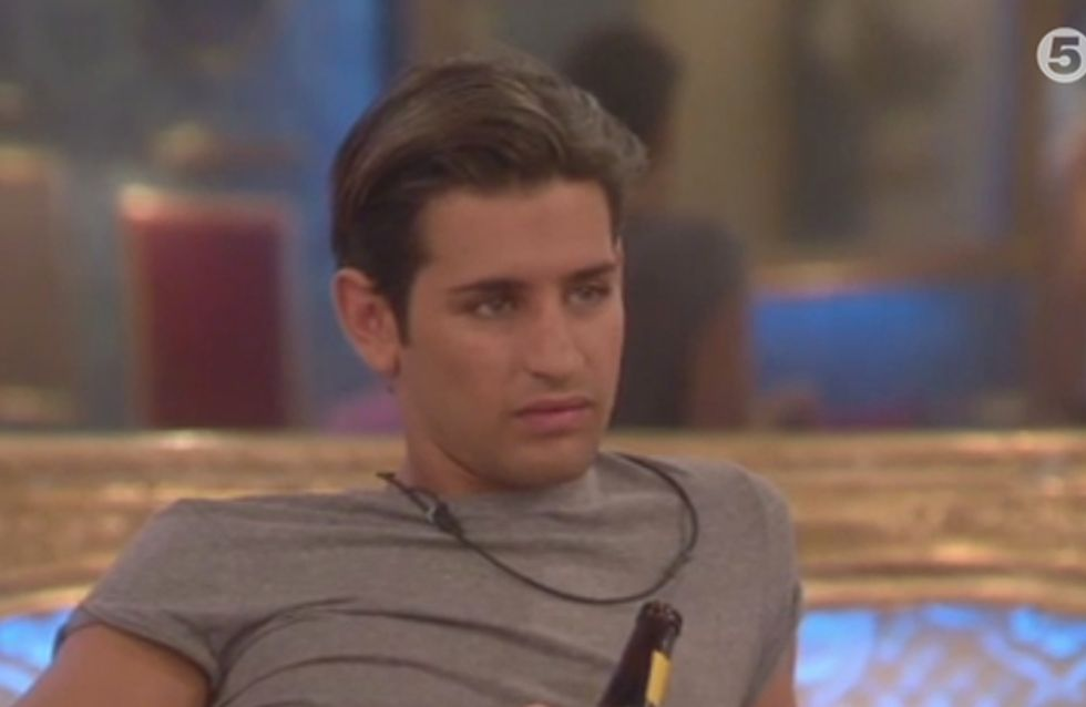 Celebrity Big Brother's Ollie Locke fancies Sam Faiers