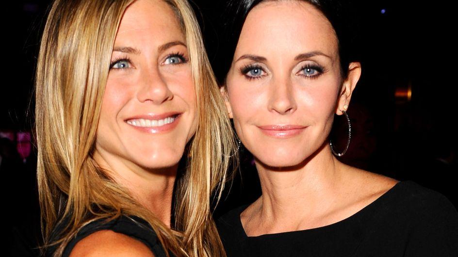 Jennifer Aniston : Ses conseils forme pour Courteney Cox