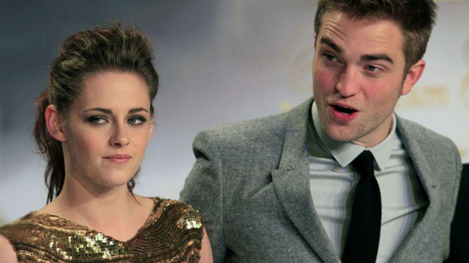Kristen Stewart is disappointed in Robert Pattinson