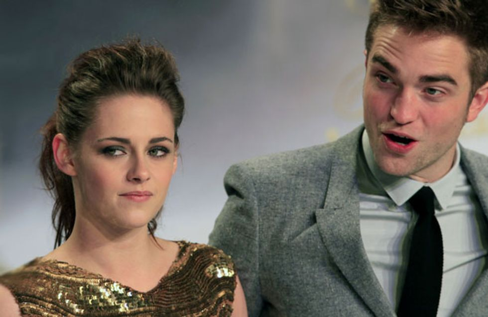 Kristen Stewart is disappointed in Robert Pattinson