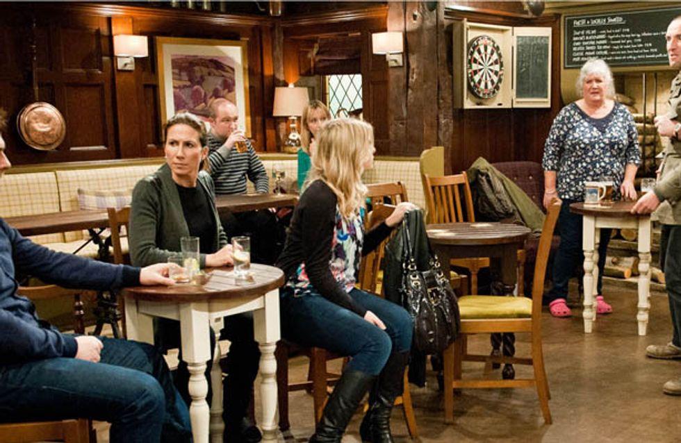 Emmerdale 20/01 –Sam is sure Declan is behind Rachel's confession