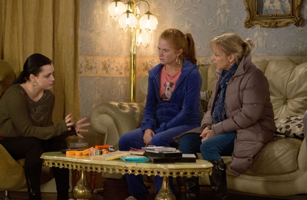 Eastenders 20/01 – Max confronts Jake