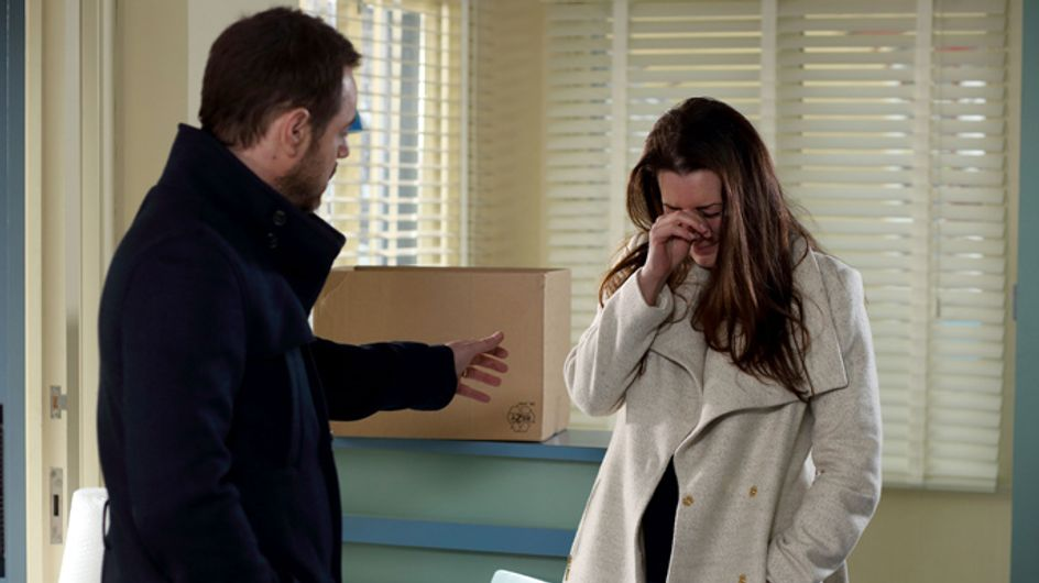Eastenders 21/01 – Lauren's actions have massive consequences