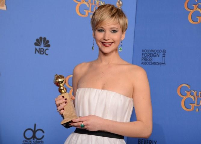Jennifer Lawrence triunfa de nuevo