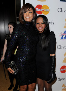 Bobbi Kristina e Whitney Houston