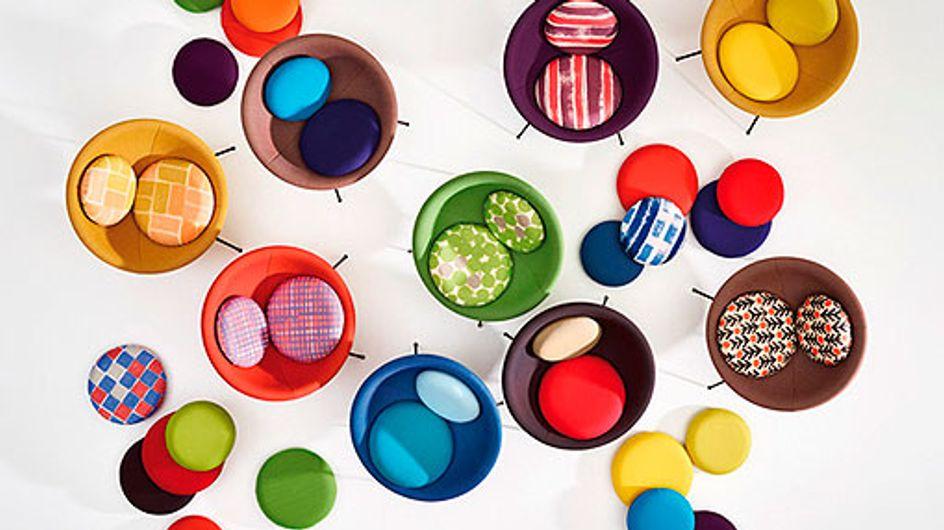 Una firma italiana lanza una edición limitada de la silla Bowl, el diseño más famoso de Lina Bo Bardi