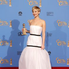 Jennifer Lawrence aux Golden Globes : Les détournements les plus drôles de sa robe Dior (photos)