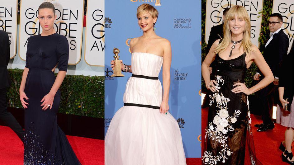 Golden Globes 2014 : Des looks tops ou flops ? (Photos)