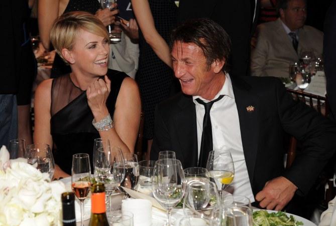 Charlize Theron & Sean Penn sind ein Paar