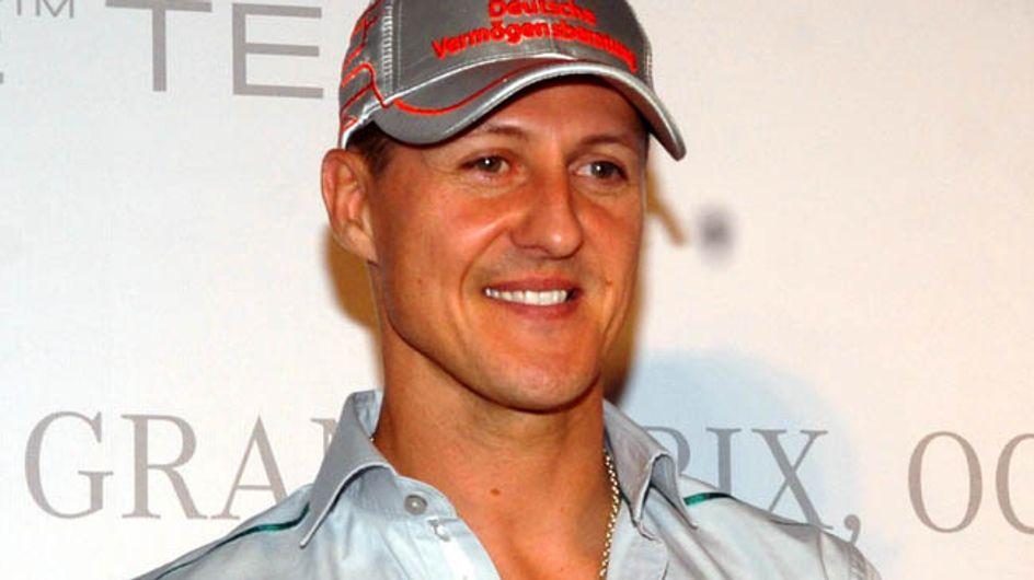 Ärzte testen Michael Schumachers Gehirn