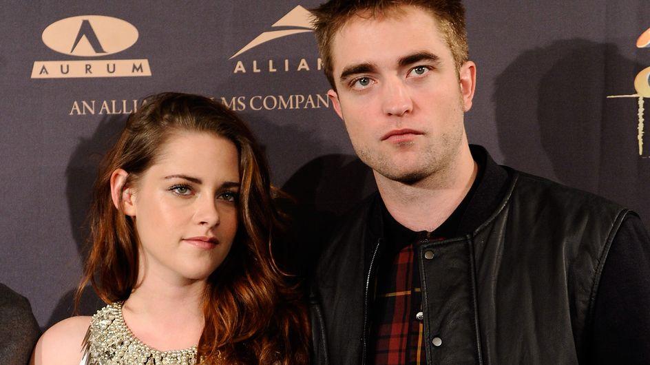 Kristen Stewart : Robert Pattinson lui brise encore le cœur