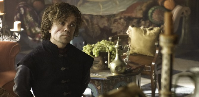 Peter Dinklage (le nain Tyrion dans Game of Thrones)