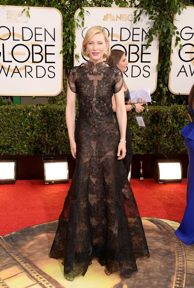 Cate Blanchett de Armani